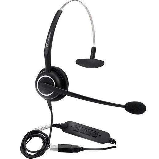 تصویر VT Headset VT 5009 UNC USB وی تی قیمت   به شرط خرید تیمی