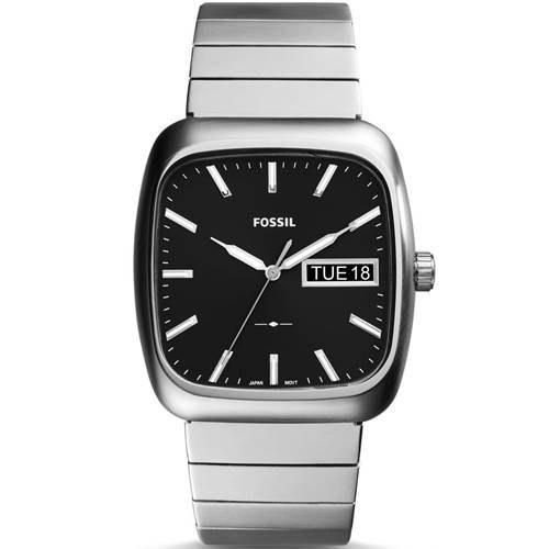 ساعت مچی عقربه ای مردانه کلاسیک برند فسیل مدل FS5331