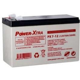 باتری یو پی اس 12 ولت 7 آمپر پاور اکسترا مدل PX7-12 |