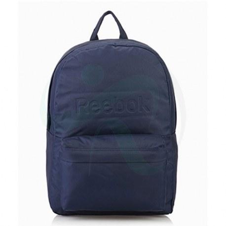 کوله پشتی ریبوک ناوی Reebok navy Logo Backpack AJ6017
