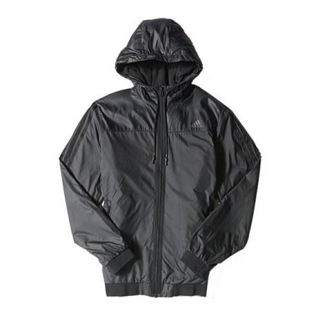 کاپشن مردانه آدیداس هودد وایند بریکر Adidas Hooded Windbreaker F95513