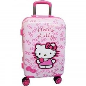 عکس چمدان کودک کیتی سایز20  چمدان-کودک-کیتی-سایز20