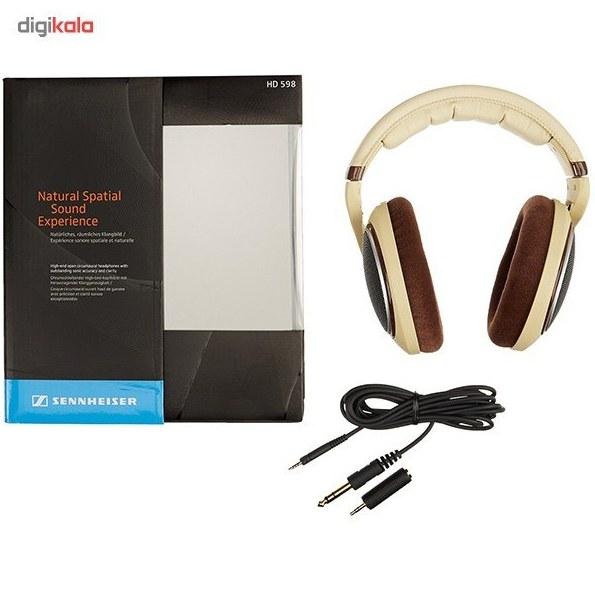 img هدفون سنهایزر مدل HD 598 Sennheiser HD 598 Headphone