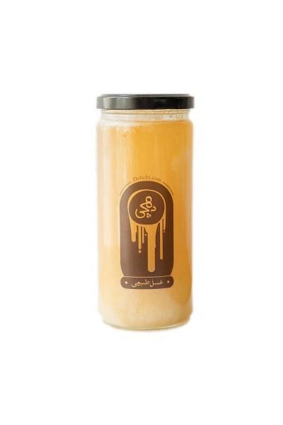 تصویر شيشه ۹۰۰ گرمي عسل طبيعي: