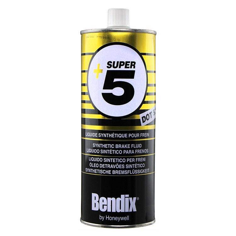 تصویر روغن ترمز بندیکس Bendix SUPER 5 DOT 5.1