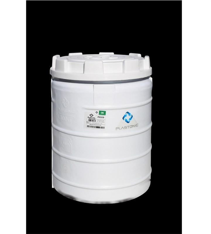 تصویر مخزن آب عمودی plastonic پلاستونیک (80 تا 220 لیتری)