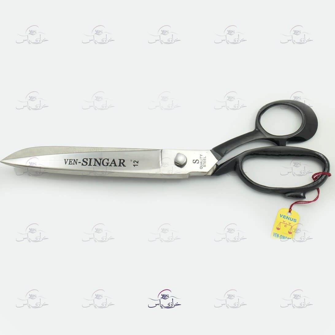 قیچی سینگر SINGAR جنس درجه یک سایز 12