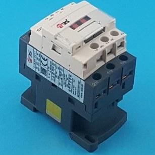 تصویر کنتاکتور 9 آمپر 4 کیلو وات 220ولت ISBS-ac