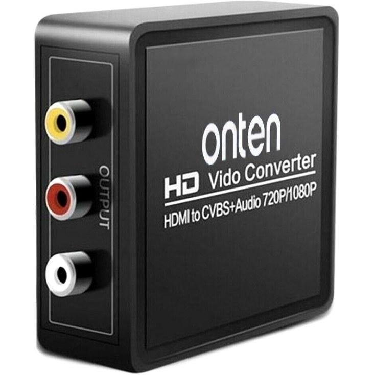 تصویر مبدل HDMI به AV اونتن مدل OTN-5151
