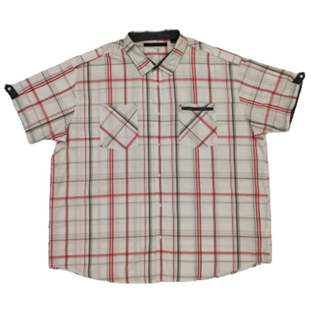 تصویر پیراهن مردانه سایز بزرگ سینجون کد8068