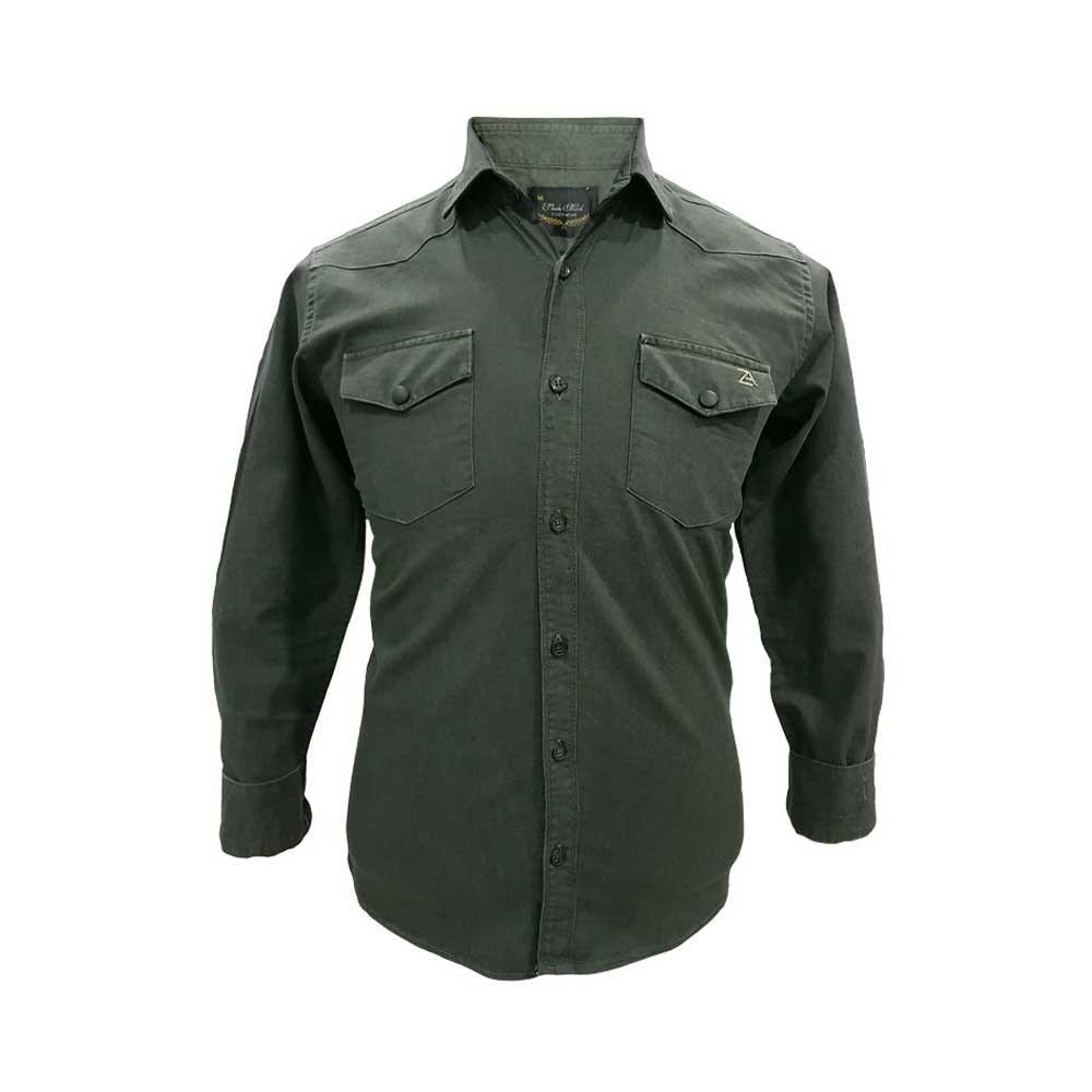 تصویر پیراهن کتان دو جیب 124098-7