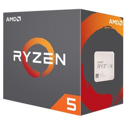 تصویر پردازنده مرکزی ای ام دی مدل Ryzen 5 1600X ا AMD Ryzen 5 1600X CPU AMD Ryzen 5 1600X CPU
