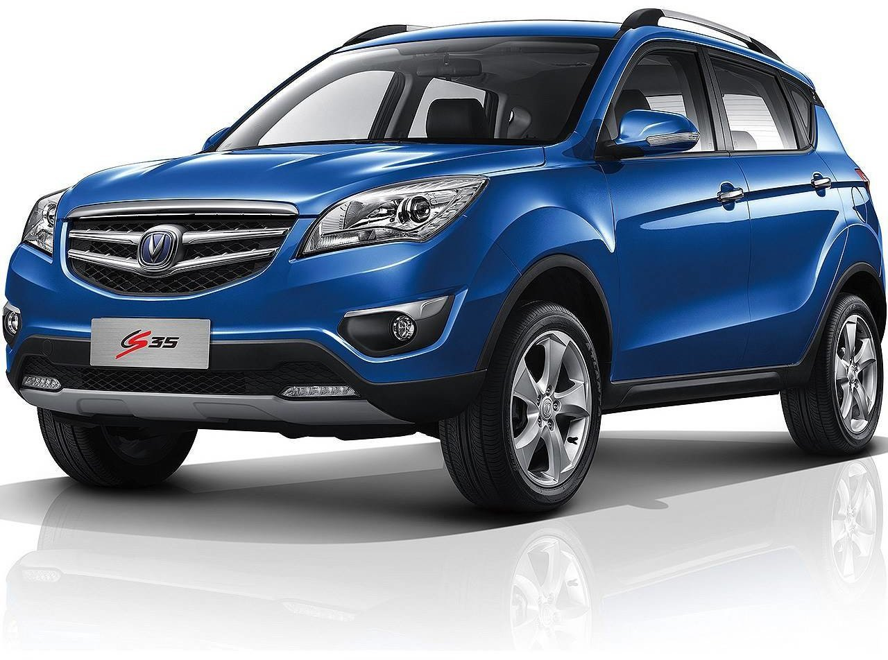 1396، چانگان، CS 35 (مونتاژ) | changan/cs-35-ir/1396