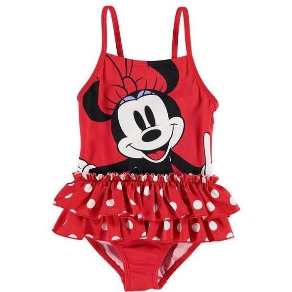 مایو شنا دخترانه کاراکتر مدلDisney Minnie