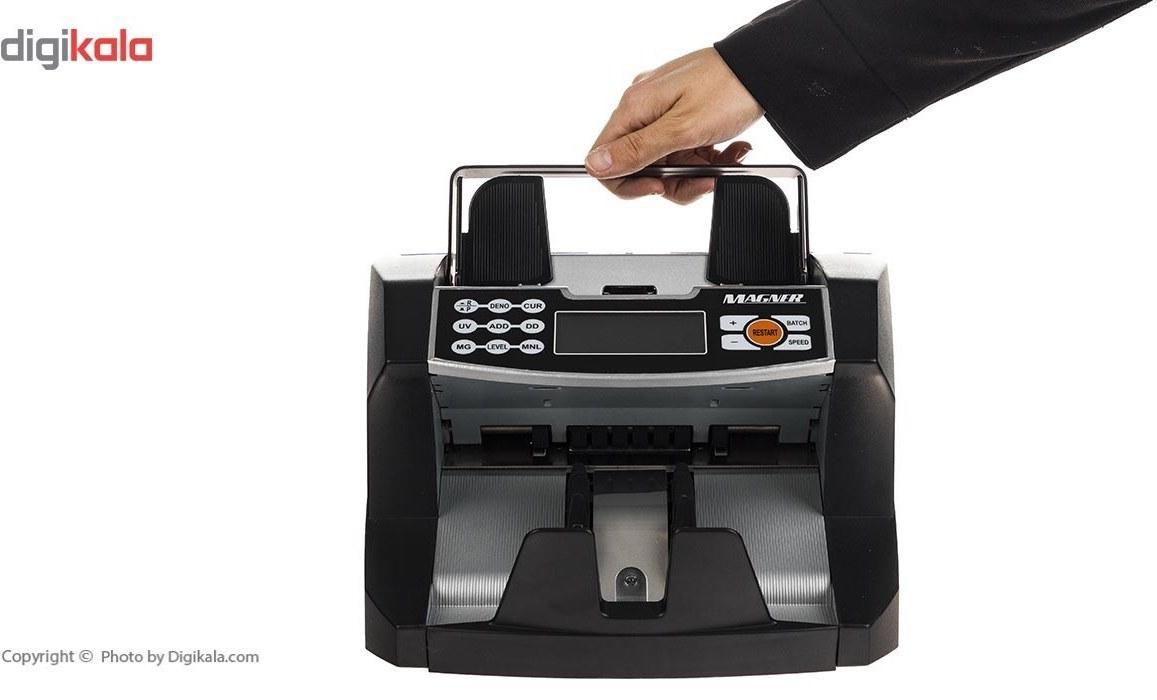 img اسکناس شمار رومیزی مگنر مدل 95 Magner 95 Money Counter