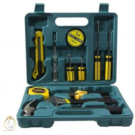 جعبه ابزار 12 تیکه لک تولز LECHG TOOLS مدل LC 8012