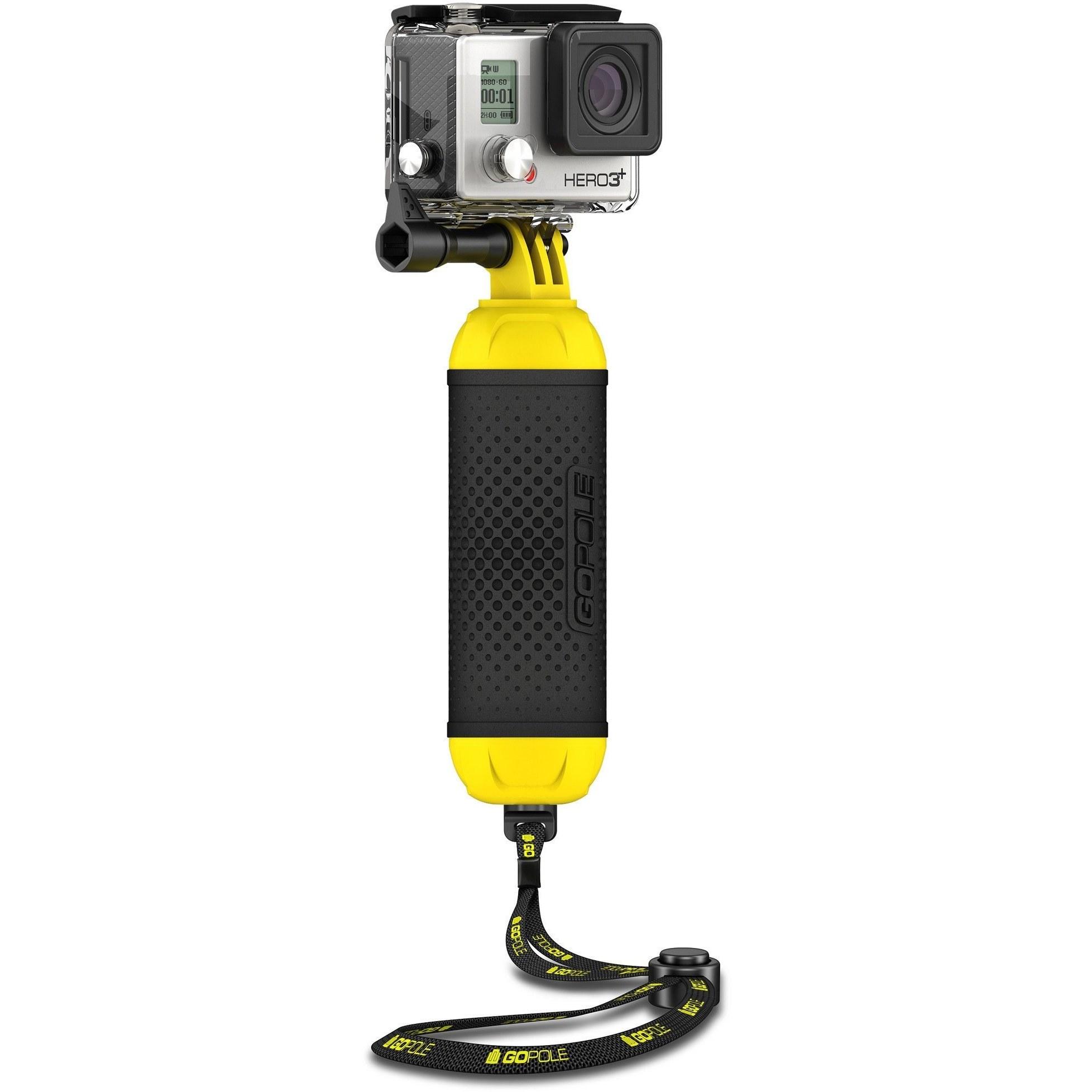 عکس منوپاد شناور GoPole مدل Bobber مناسب برای دوربین های گوپرو ( Gopro )  منوپاد-شناور-gopole-مدل-bobber-مناسب-برای-دوربین-های-گوپرو-gopro