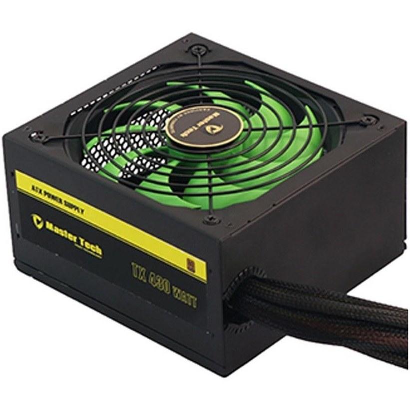 تصویر پاور مسترتک مدل تی ایکس 430 وات پاور مسترتک TX430W 80PLUS Bronze Power Supply