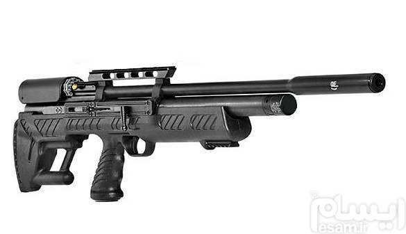 تصویر اسلحه پرقدرت هاتسان بولباس تفنگ