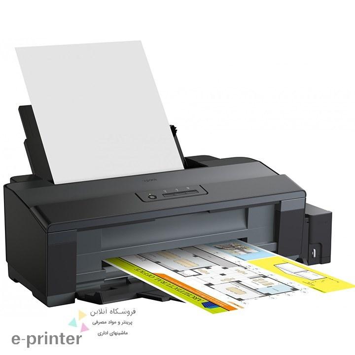 تصویر Inkjet Printer Epson L1300 پرینتر تک کاره جوهرافشان اپسون L1300