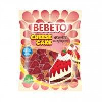 تصویر پاستیل ببتو مدل چیز کیک 120 گرم Bebeto