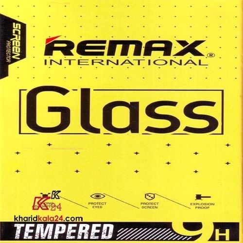 تصویر گلس محافظ صفحه نمایش مدل remax international مناسب گوشی سونی مدل Z4 remax international Screen Protector For Sony Z4