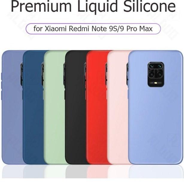 عکس قاب silicone case Xiaomi Redmi Note 9S/ Note 9 pro/ Note 9 pro max  سیلیکونی زیر بسته  قاب-silicone-case-xiaomi-redmi-note-9s-note-9-pro-note-9-pro-max-سیلیکونی-زیر-بسته