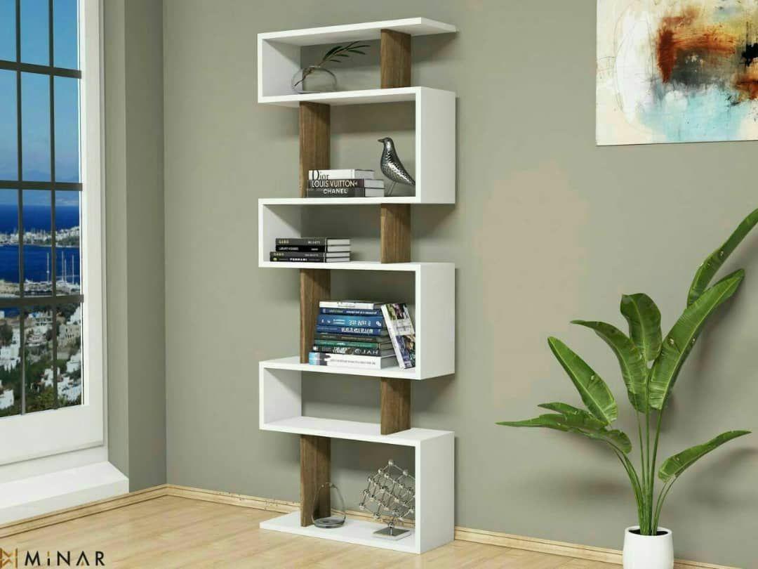 کتابخانه مدل پازلی |
