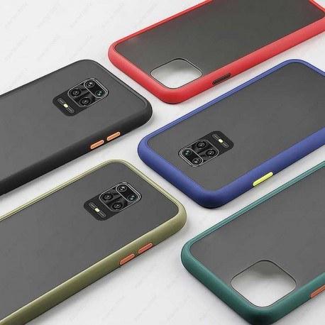 کاور دیفندر شفاف شیائومی Redmi Note 9S