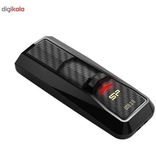 تصویر فلش مموری Silicon power مدل BLAZE B50 ظرفیت 8 گیگابایت Silicon Power BLAZE B50 USB 3.0 Flash Memory - 8GB