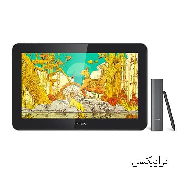 تصویر قلم نوری XP Pen Artist Pro 16TP Multi-touch تبلت گرافیکی ایکس پی پن آرتیست 16 پرو لمسی