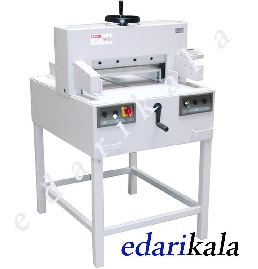 تصویر دستگاه برش کاغذ SYSFORM 480MMD ا SYSFORM  480MMD Cutting Paper Machine SYSFORM  480MMD Cutting Paper Machine