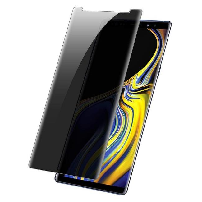 گلس ضد جاسوسی گوشی سامسونگ Anti Spy Privacy Glass Samsung Galaxy Note 9 | Anti Spy Privacy Glass Samsung Galaxy Note 9