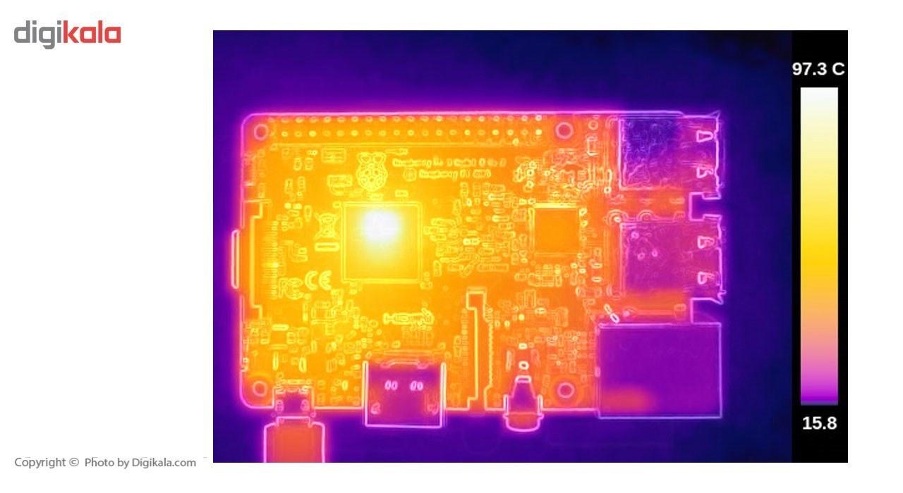 تصویر برد رسپبری پای3 مدل B Raspberry Pi 3 B Board