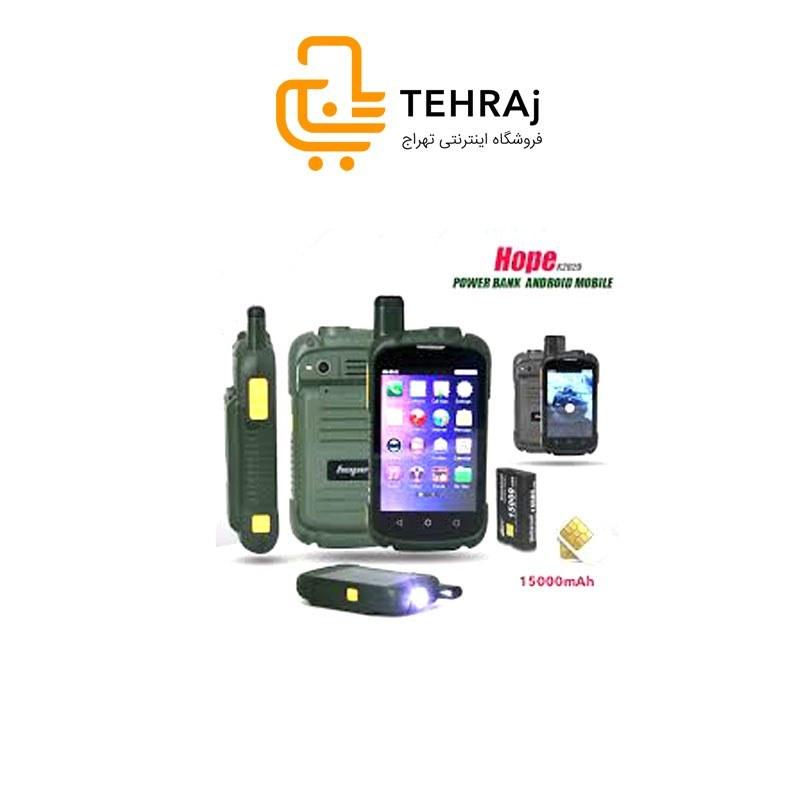گوشی موبایل ساده لمسی هوپ hope k2020 اورجینال tv