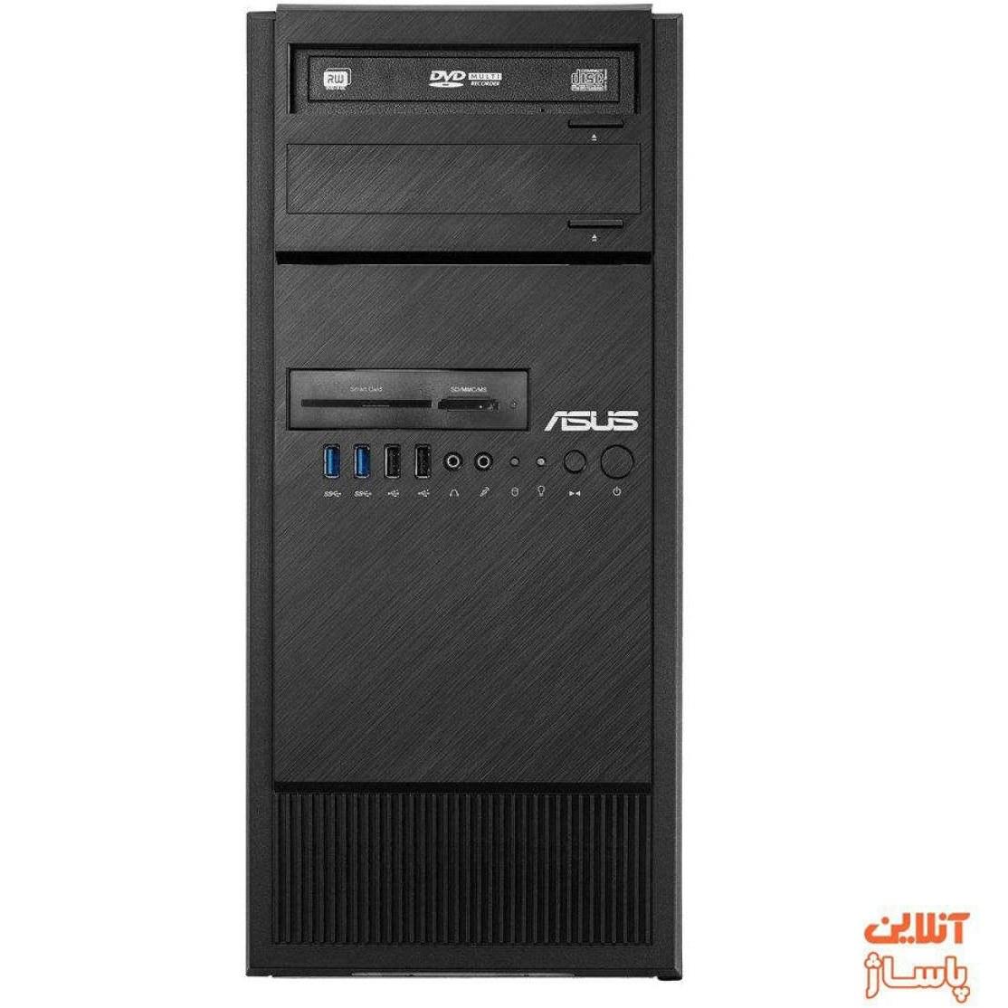 تصویر کامپیوتر دسکتاپ ایسوس مدل ESC500 G4-C ASUS Workstation ESC500 G4 - C