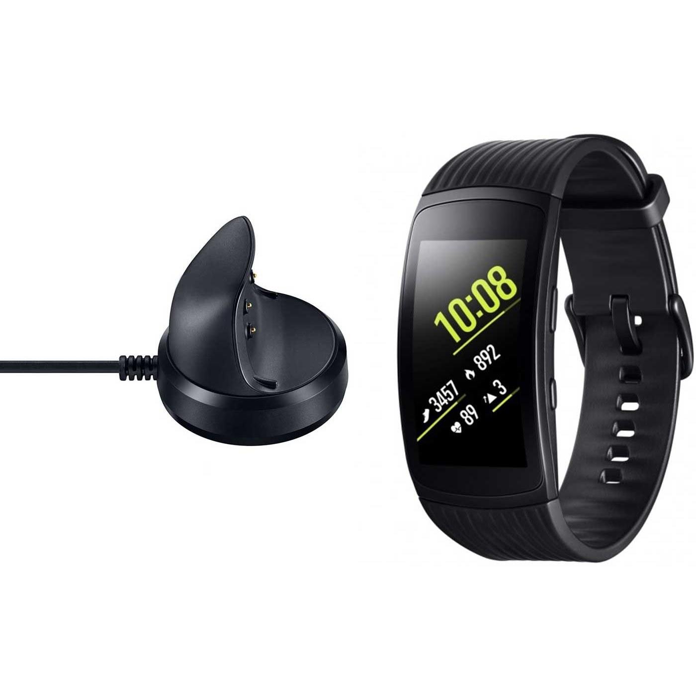 تصویر شارژر مچ بند سامسونگ Gear Fit 2 Pro مدل R365