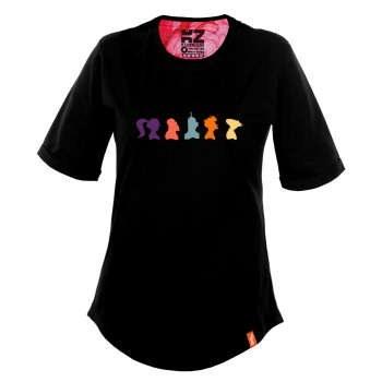 تی شرت زنانه کارزان کد KZ-TS-WB-54 |