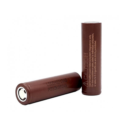 تصویر باتری لیتیوم یون 3.6 ولت 3000mAh سایز 18650 ( LG )