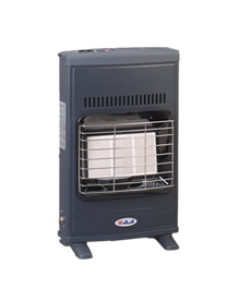 تصویر بخاری گازی بدون دودکش آبسال  437G Absal 437G Gas Heater