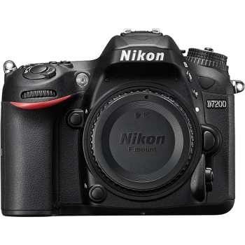 عکس دوربین دیجیتال نیکون مدل D7200 Body Nikon D7200 Body Digital Camera دوربین-دیجیتال-نیکون-مدل-d7200-body
