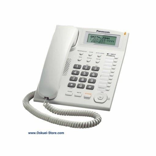 تصویر تلفن روميزي پاناسونيک مدل KX-TS881