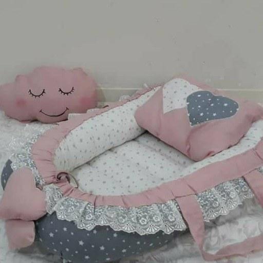 تشک لبه دار نوزاد  