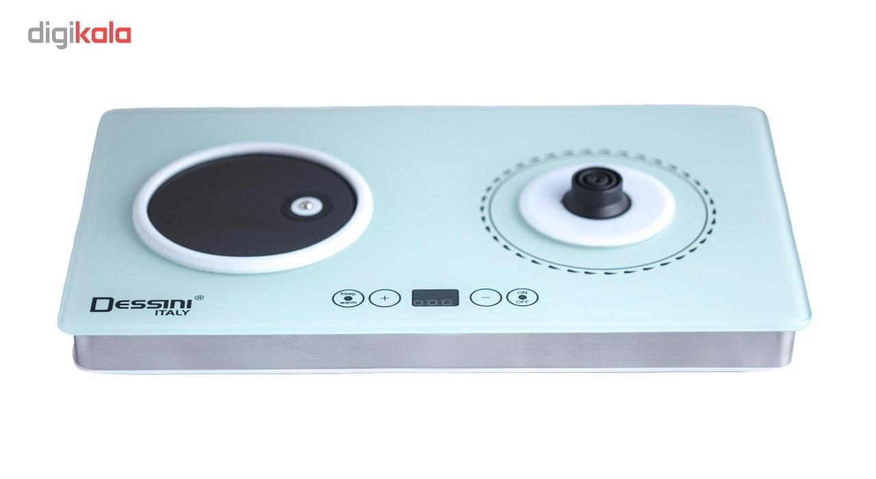 img چای ساز برقی دسینی مدل Dessini 9009 Dessini 9009 Tea Maker