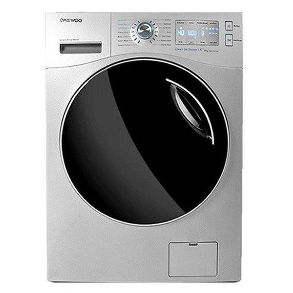 تصویر ماشین لباسشویی دوو مدل DWK-9540 Daewoo  Dwk-9540  Washing Machine