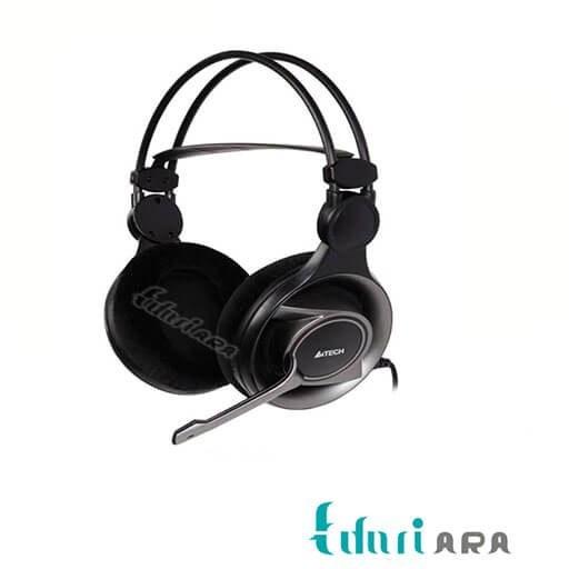 تصویر هدست ای فورتک مدل HS-100 A4tech HS-100 Headset