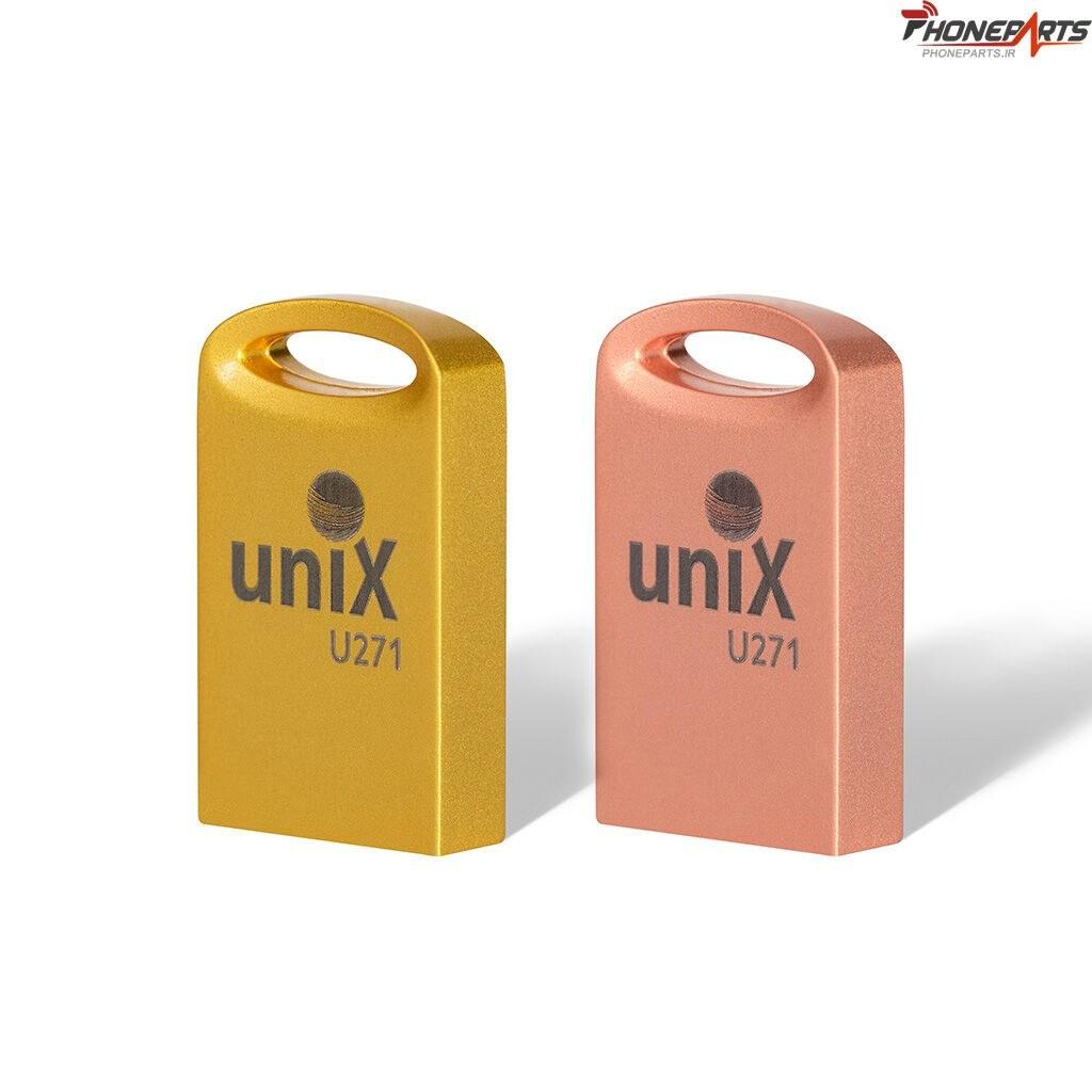 تصویر فلش مموری یونیکس U271 ظرفیت 32 گیگابایت Unix U271 Flash Memory - 32GB