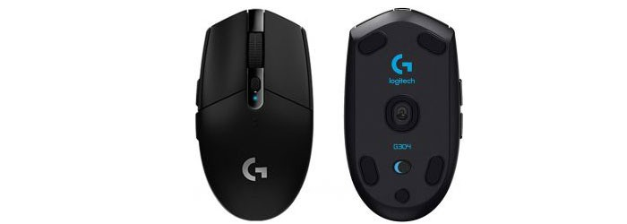تصویر ماوس مخصوص بازی لاجیتک Mouse Logitech G304
