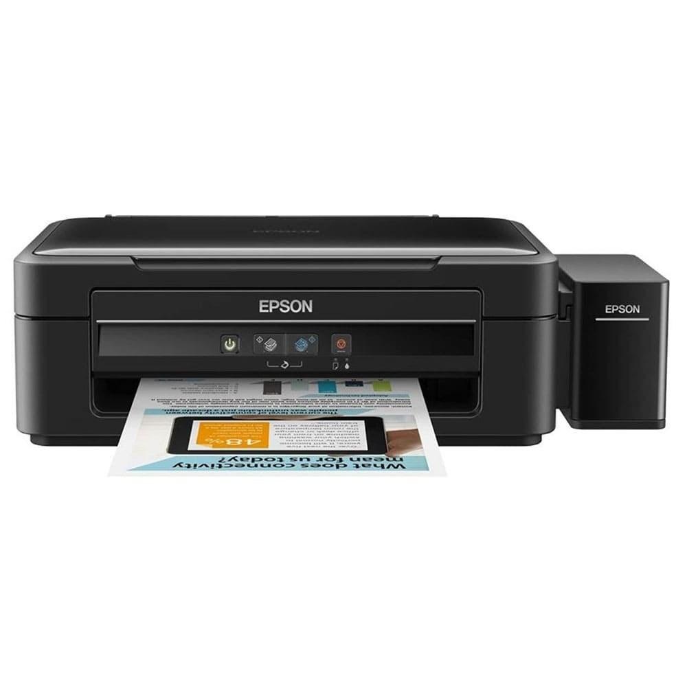 main images پرینتر جوهر افشان اپسون مدل ال ۳۵۰ Epson L350 Multifunction Inkjet Printer