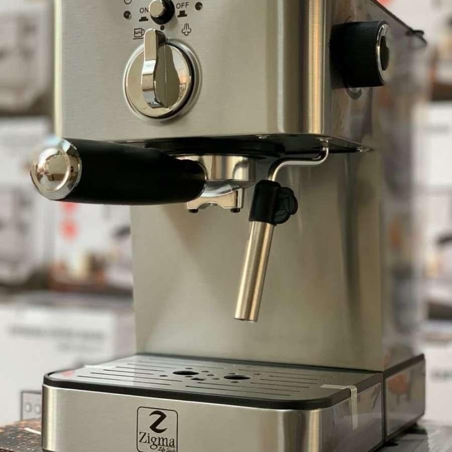 تصویر تصاویر دستگاه اسپرسو ساز زیگما۸۵۰